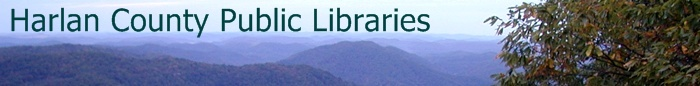 Harlan County Public Libraries